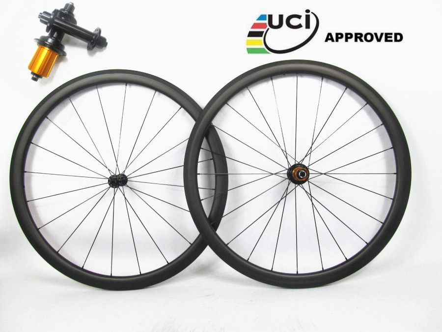 Tubeless Farsports FSC38-CM-23 ED hub 38mm 23mm UD carbon fiber road tubeless clincher wheel 38,OEM bicycle 700c road wheel rim farsports fsc88 cm 23 ed hub bike clincher carbon wheels 88mm 23mm for road bicycle 88 high profile clincher wheel rims