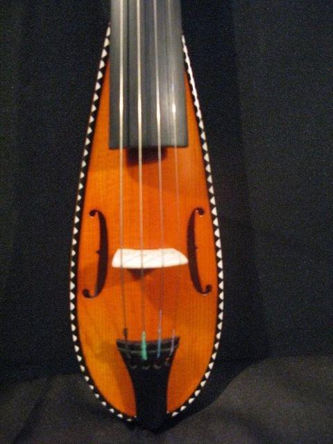 Mini violino piccolo violino stile barocco fancy - Volpino piccolo ...