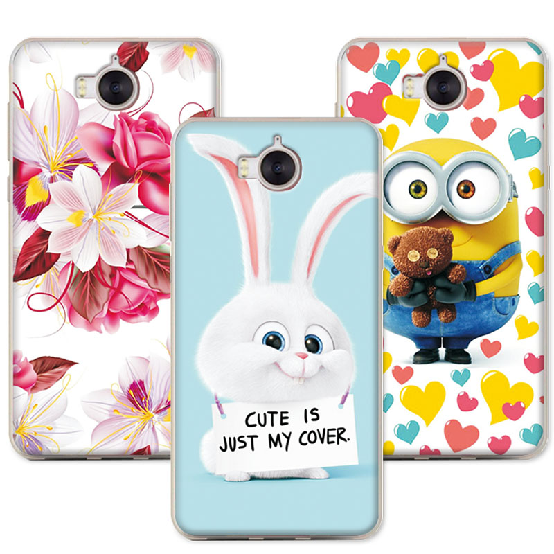 cute cartoon soft tpu case coque huawei y6 2017 5 0 colorful mermaid funda huawei y6 2017 case. Black Bedroom Furniture Sets. Home Design Ideas