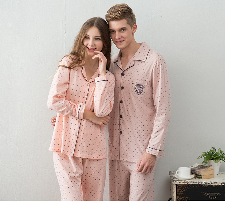 Winter Flannel Fleece Pajamas Sets Women Pajama Couple Man Sleepwear Casual Home Clothing
