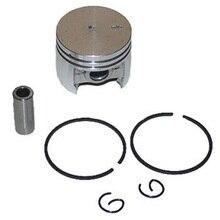 38 мм генератор бензопилы цилиндр поршневое кольцо комплект для S-tihl 018 MS180 MS 180 бензиновая пила двигатель части двигателя бензопилы