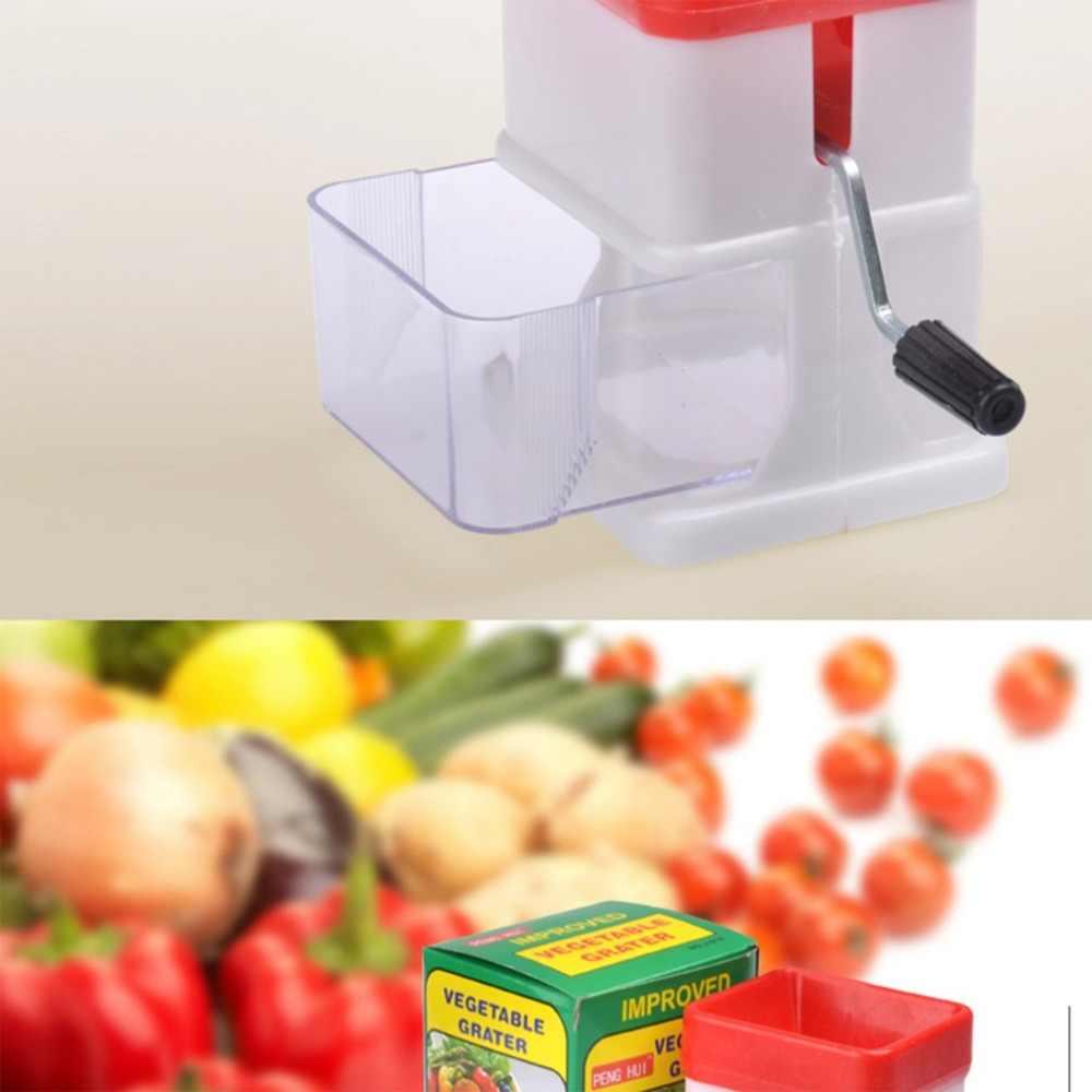 Ручной измельчитель пищи бытовой измельчитель овощей Многофункциональный кухонный комбайн дробилка блендер