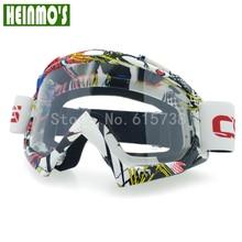 Motocross Goggles Protective Glasses Snowboard Men Outdoor Gafas Casco Moto Windproof For Helmet Racing Ski Motorcycle Goggle