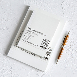 A5/6 Hobonichi Refill Notebook Planner School Notebook Planner Daily Weekly Planner Journal Diary Bullet Journal Defter HJW066