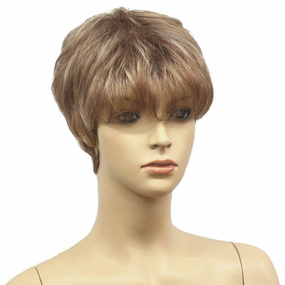 Enjoyable Online Get Cheap Strawberry Blonde Wig Aliexpress Com Alibaba Group Short Hairstyles Gunalazisus