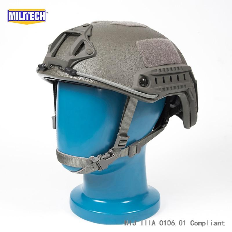 Militech Od Stapel Bauen Deluxe Liner High Cut Helm Kommerziellen Video Sicherheit & Schutz Arbeitsplatz Sicherheit Liefert