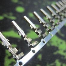 4,2 мм 5557 компьютерный разъем клеммы Женская игла для 4P 6P 8P 20P 24P Мужской Корпус/Оловянное покрытие высокая нога или низкая нога