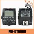 Meike MK-GT600N MK GT600 2 4G беспроводной 1/8000s HSS TTL триггер вспышки для Nikon D7100 D7000 D5100 D5000 D5200 D90 D70