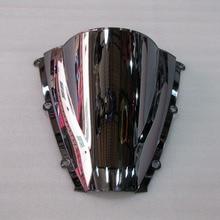 Motorcycle Part Silver Windshield / Windscreen For Honda CBR 600 RR F5 2003 2004 CBR600RR