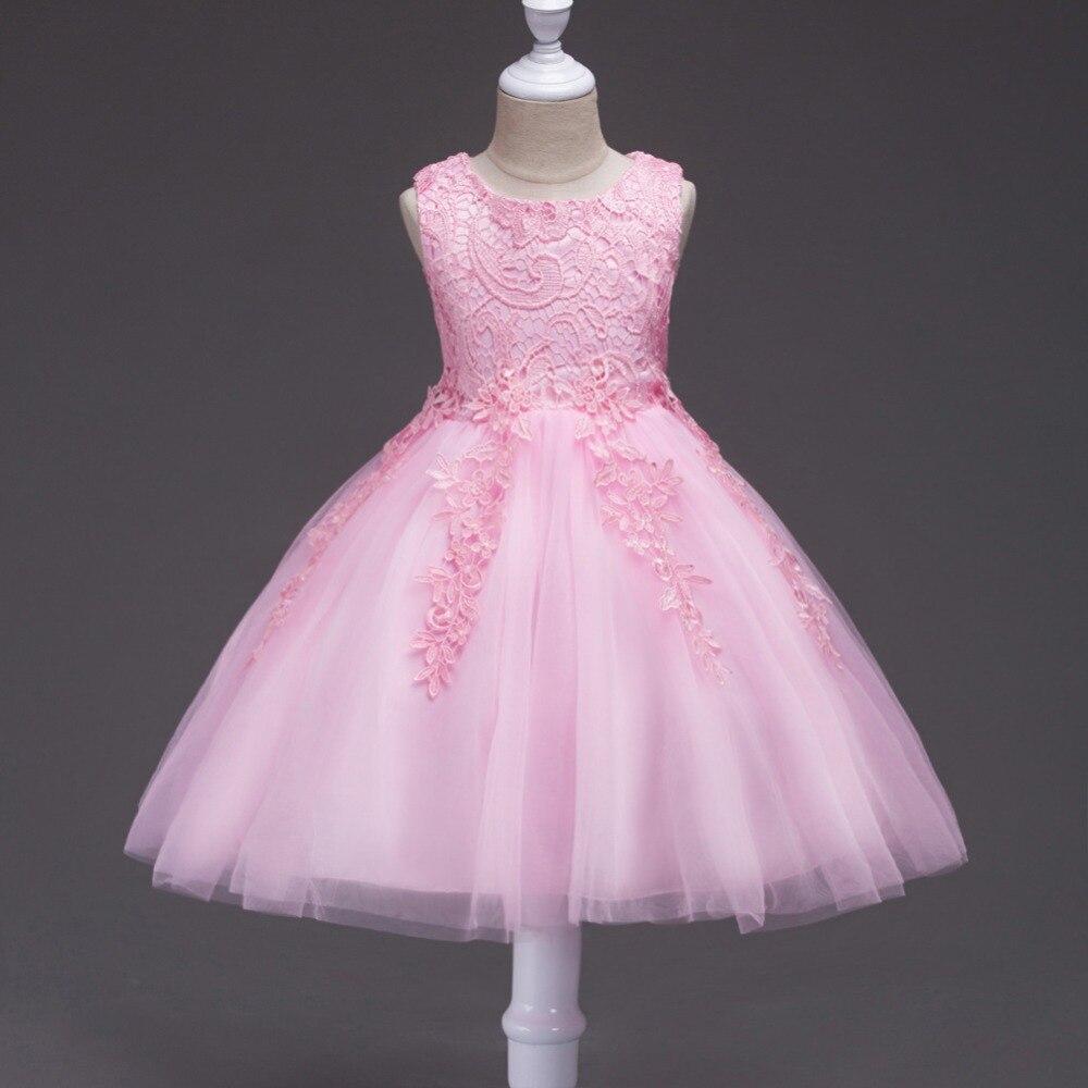 3 10 años bebé Niñas azul princesa Vestidos para la boda y el ...