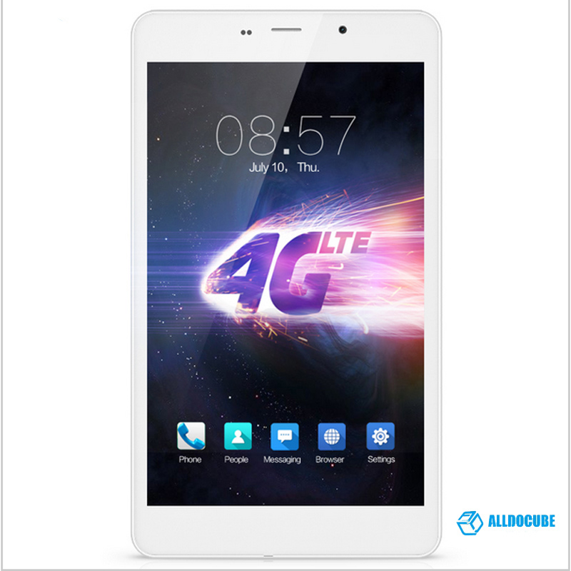 CUBE T8 Plus Tablet 4G LTE 8 0inch IPS Screen 1920 1200 Octa core 2GB RAM