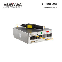 Suntec Fiber Laser Source 60W JPT MOPA Generator for Marking Machine YDFLP-60-LM1+-L1-R