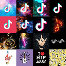 Pop Musical Colourful Mobile Phone Holder Air Stretch Phone Case Finger Ring Support Smartphone Expanding Stand and Grip(China)