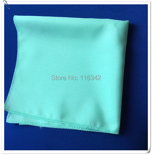 100pcs 20*20 100% mint green polyester napkin for table napkins dinner napkin FREE SHIPPING