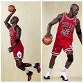 """1/6 Scale EB Bulls 23 Basketball Suit For 12""""Male Action Figure Dolls Toys Accessories  DIY Sport Clothes"""