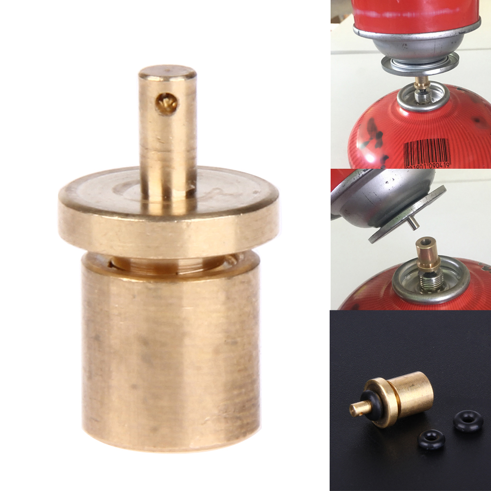 CAMPING GAZ  GAS ADAPTER BBQ SCREW ON GAS BOTTLE