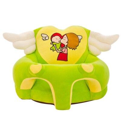 Bébé siège dessin animé canapé enfants sièges chaise sans remplissage haute qualité seulement couverture grande taille enfants canapés 2019 nouvelles chaises pour bébés