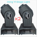 (2 pieces/lot) Eyourlife LED Inno Pocket Spot Mini Moving Head Light 10W DMX dj 8 gobos effect stage lights