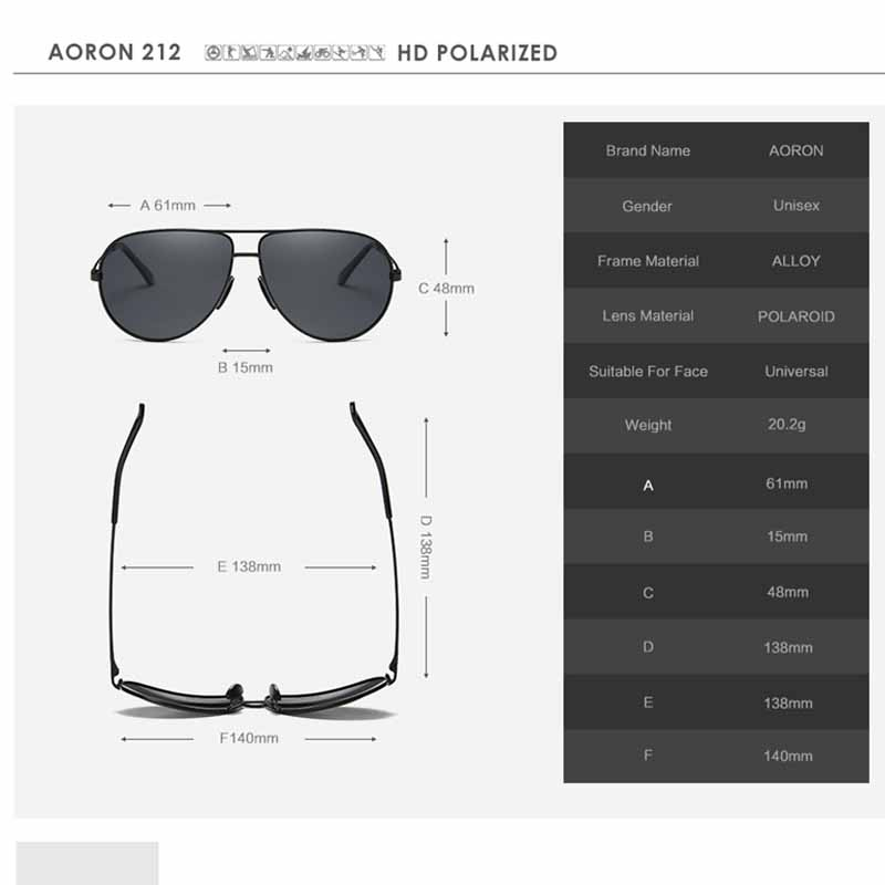 2018 Vintage Retro Aviation Polarized Sunglasses Men Driving Glasses Women Brand Designer Pilot HD UV400 Rays Mirror Oculos in Men 39 s Sunglasses from Apparel Accessories