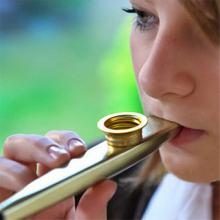 2 шт. 6 видов цветов Алюминиевый сплав Металл Kazoo диафрагма рот флейта губная гармоника детский подарок для вечеринки для детей любителей музыки на выбор
