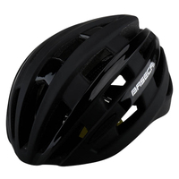 BaseCamp Professional Cycling Helmet Outdoor Bicycle Bike Safety Helmet With Tail Lamp Integrally Molded Helmet