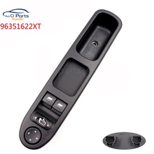 High Quality! Auto Accessories Master Power Window Switch 9 Pins For PEUGEOT 307 2000-2005 96351622XT