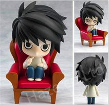 NENDOROID Good Smile Death Note Detective L Scene Figure New toy PVC(China)