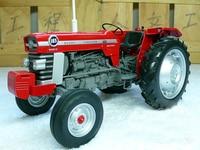 1:16 4052 Мейси 165 Mark III трактор farm модель автомобиля сплав Коллекционная модель
