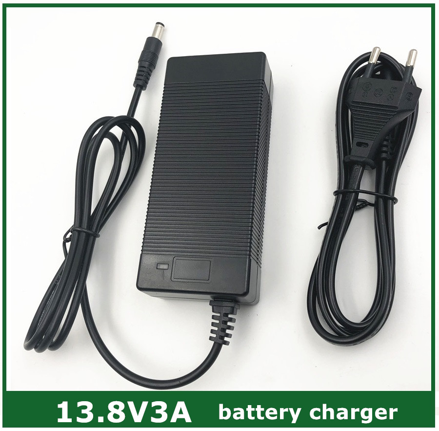13.8V 3A lead acid battery charger /accumulator charger /power adapter/AC adapter electric power tool vention headphone extension cable 3 5mm jack male to female aux cable 3 5 mm audio extender cord for computer iphone amplifier