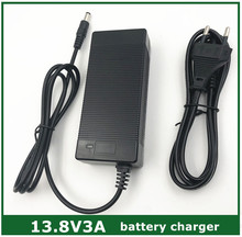 Chargeur de batterie au plomb 13.8V 3A/chargeur daccumulateur/adaptateur secteur/adaptateur secteur outil électrique