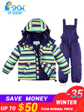 Girls Winter Coat Reima Luxury Brand For 2-6 Age Kids Hooded Two Piece Children Jackets Girls Set Snow Suit Down & Parkas 011 reima rompers 7796984 for children polyester winter