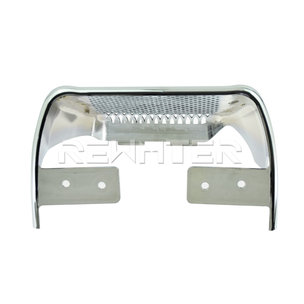 REWMTER-Motorcycle-Oil-Cooler-Cover-Case-Kit-with-Bracket-Radiator-Guard-For-Harley-Touring-Road-Glide (5)
