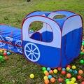 Tienda de Juguetes de buena calidad: Portable Carpa Casa de Juegos para Niños Bebé Seguro de Interior y Al Aire Libre y Lokomotiv Tienda