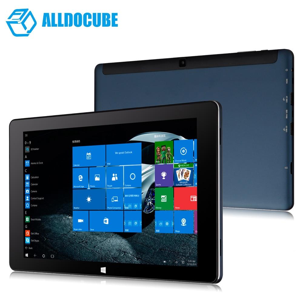Cube iWork 10 10.1 Inch Tablet PC Windows 10 Intel Atom X5 Quad Core 2+32G 1280*720 IPS 8100mAh HDMI OTG Tablet WiFi GPS
