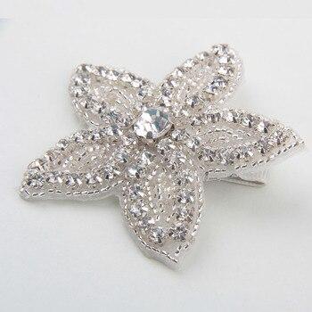 Nuevo accesorio de moda, horquillas para el pelo Vintage de lujo con diamantes de imitación con estrella de cinco puntas, horquillas para el pelo para niñas, accesorios para el cabello con pasador para niños