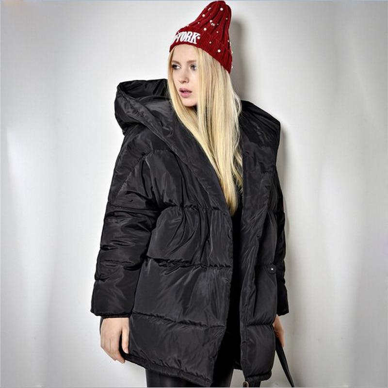 d43938ea3bfc5 ... Lâche Plus La Taille Vers Le Bas Parka Femmes D hiver veste. Click here  to Buy Now!! Manteau d