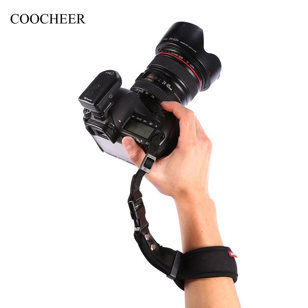 Camera Wrist Strap SLR for Wrist Fire Safety Camera Heavy Rapid Strap Duty Hand Strap Digital Cameras Lanyard Belt usb battery bank charger