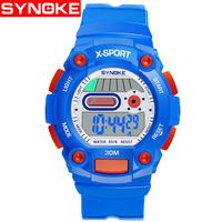 Sport Kids Watches Alarm Chrono LED Digital Wristwatches Children Clock 30M Waterproof Timer Watch For Boy