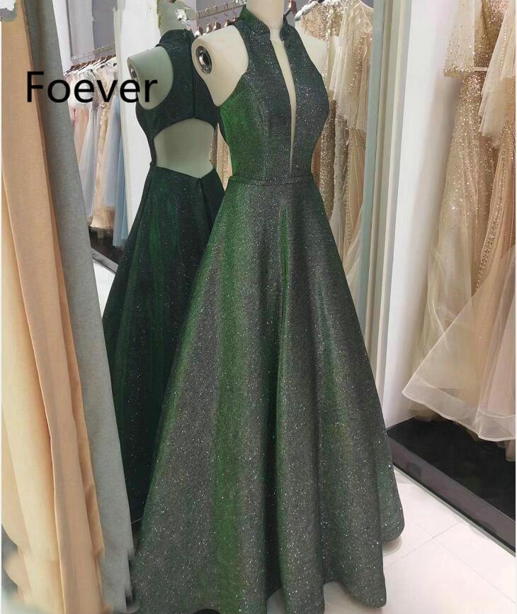 Simple Lace Long Sleeves   Evening     Dresses   Bateau Neck Ankle Length Prom Gowns with Sash Vestidos de Novia