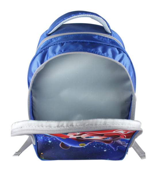 13 Inch Cartoon Sonic Backpack 3