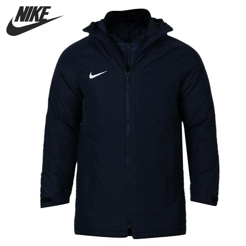 Origina New Arrival NIKE DRY ACDMY18 SDF JKT Men s Cotton padded jacket Sportswear