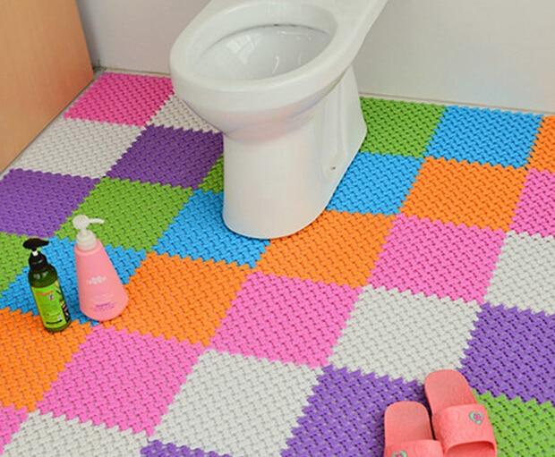 Aliexpress Com Buy New Plastic Rubber Non Slip Shower