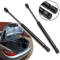 2pcs Rear Tailgate Boot Trunk Gas Struts For Mercedes SLK R170 Convertible 1996 2004 1707500036