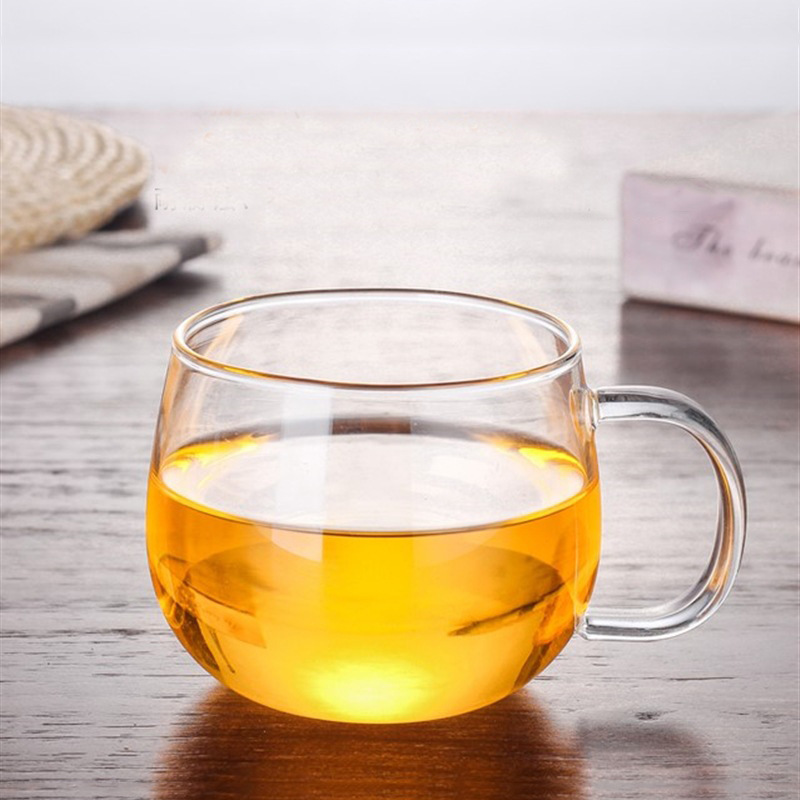 350ml Heat Resistant Glass cup,teapotHome office Dinkware,water/coffee/puer/Dahongpao/Milk oolong/white tea350ml Heat Resistant Glass cup,teapotHome office Dinkware,water/coffee/puer/Dahongpao/Milk oolong/white tea