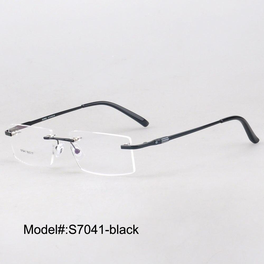 ̿̿̿(•̪ )Mi doli S7041 delicado nuevo modelo anteojos sin montura ...