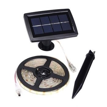 2835 LED Solar Powered Strip Light  3