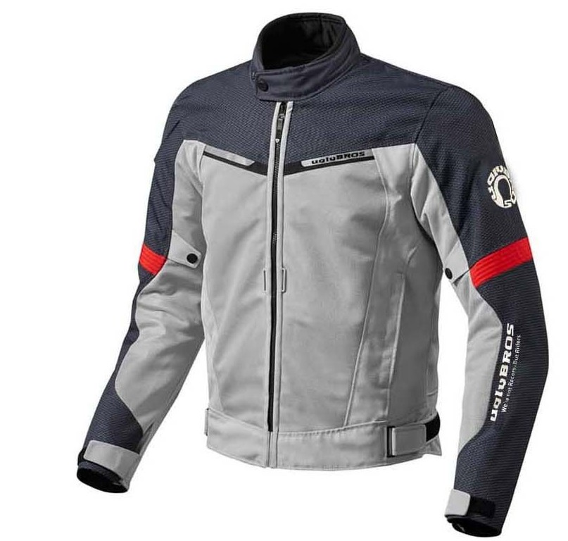 Uglybros Airwave Air 2 Winter warm Motorcycle Protection Jacket Cruiser Mens Long ride Moto Jacket Removable waterproof lining