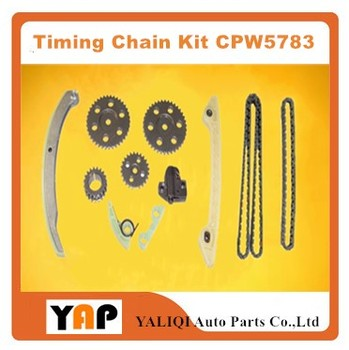 Timing Chain Kit FOR FIT FordMazda Mazda3 Focus 2.0L L4 CPW5783 2004-2013