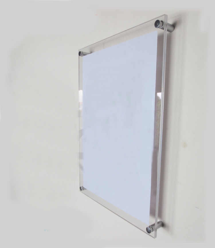 Acrylic Wall Mounting Photo Frame