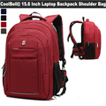 CoolBell Unisex Business Travel Daypack Lightweight Rucksack Sports Work Bag BookBag Laptop Backpack for 15.6 17.3 inch Notebook